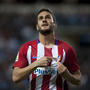 Koke Suffers Thigh Issue